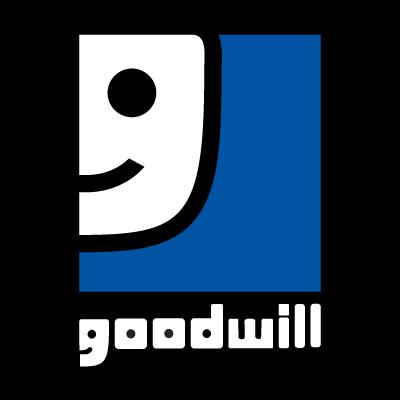 Goodwill logo vector logo