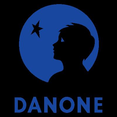 Groupe Danone logo vector logo