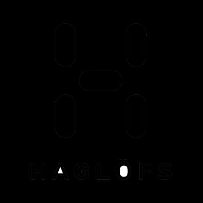 Haglofs logo vector logo