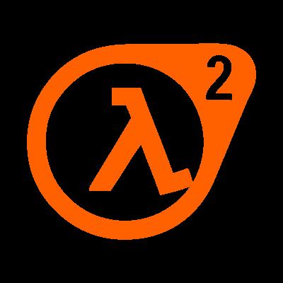 Half Life 2 logo vector logo