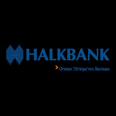 Halkbank logo vector logo