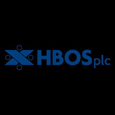 HBOS logo vector logo