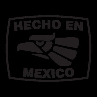 Hecho en Mexico logo vector logo