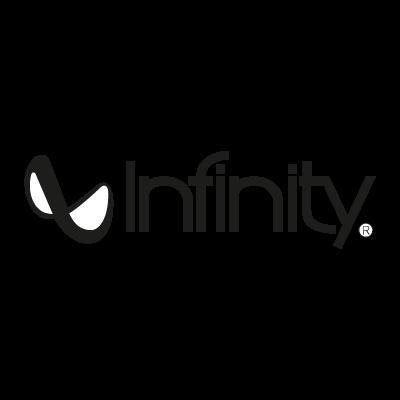 Infinity logo vector logo