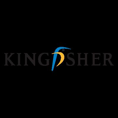 Kingfisher logo vector logo
