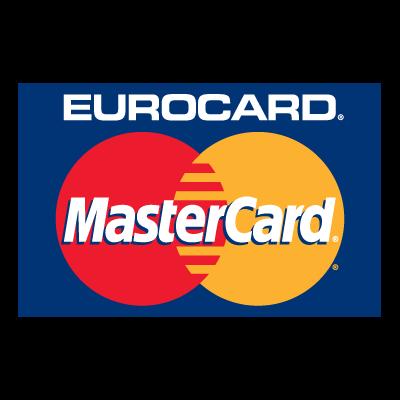 Mastercard Eurocard logo vector logo