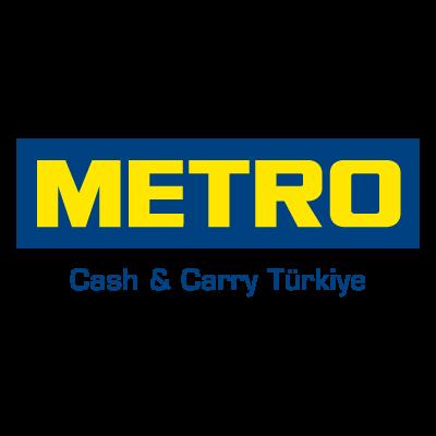Metro logo vector logo