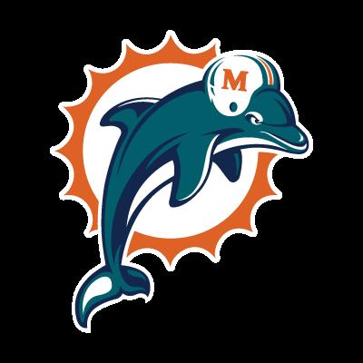 Miami Dolphins logo vector logo