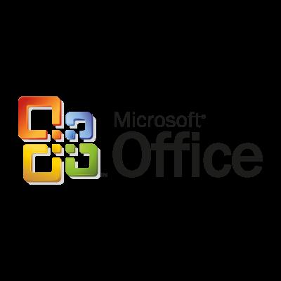 Microsoft Office 2004 logo vector logo