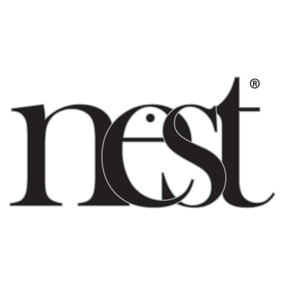 Nest logo vector logo