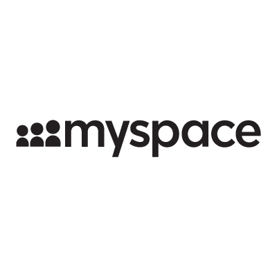 New MySpace logo vector logo
