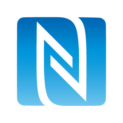 NFC (N-Mark) logo vector logo