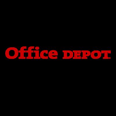Office Depot logo vector logo