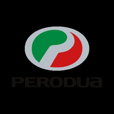Perodua logo vector logo