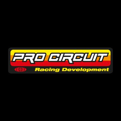 Pro Circuit logo vector logo