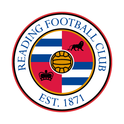 Reading FC logo vector logo