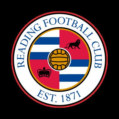 Reading FC logo vector logo