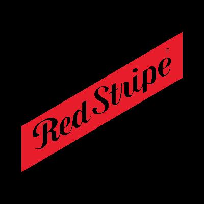Red Stripe logo vector logo