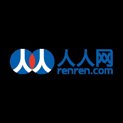 Renren logo vector logo