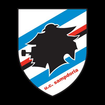 Sampdoria logo vector logo