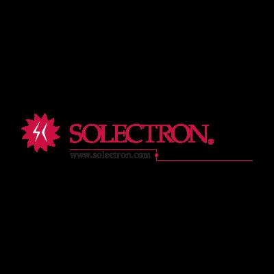 Solectron logo vector logo
