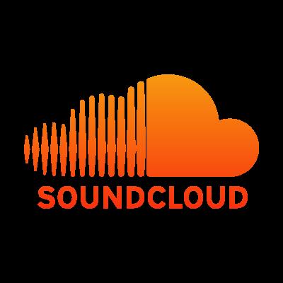 Soundcloud logo vector logo