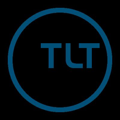 TLT LLP logo vector logo