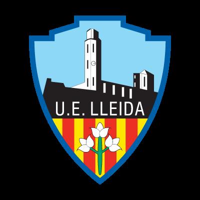 UE Lleida logo vector logo