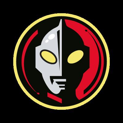 Ultraman logo vector logo