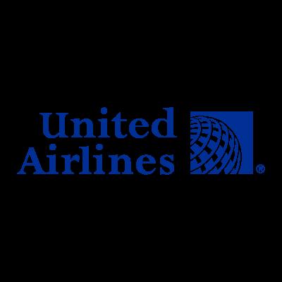 United Airlines logo vector logo