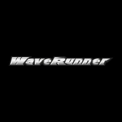 Waverunner logo vector logo