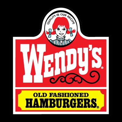Wendy's logo vector logo