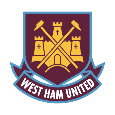 West Ham United logo vector logo