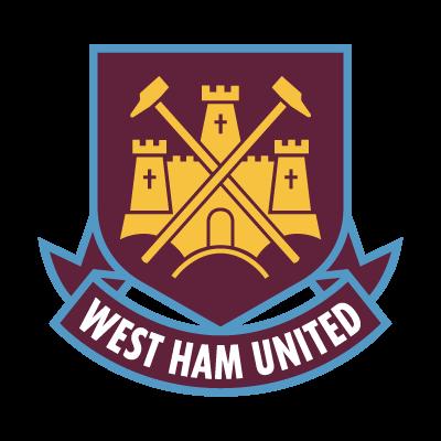 West Ham United logo vector logo