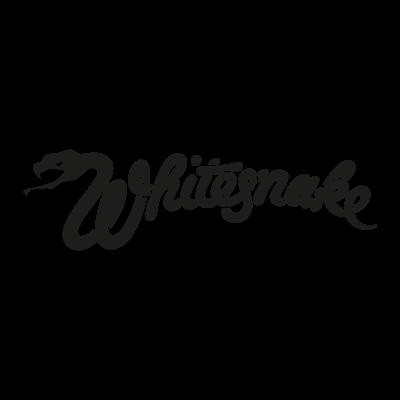 Whitesnake logo vector logo