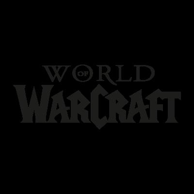 World of Warcraft logo vector logo