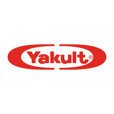 Yakult logo vector logo