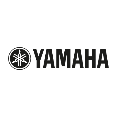 Yamaha Black logo vector logo
