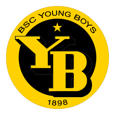 Young Boys logo vector logo