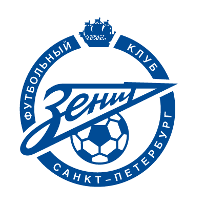 Zenit St. Petersburg logo vector logo