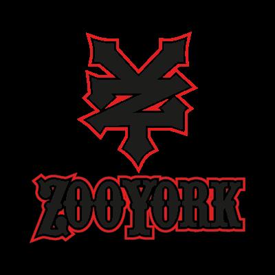Zoo York logo vector logo