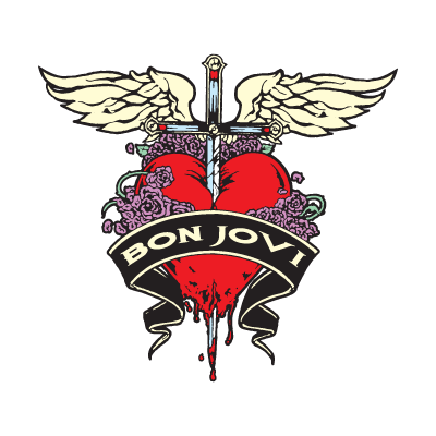 Bon Jovi Brasão logo vector logo