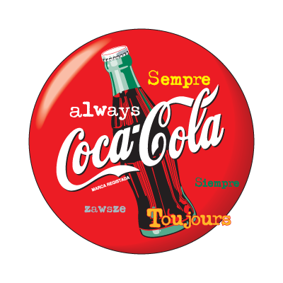 Always Coca-Cola logo vector logo