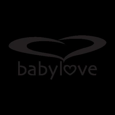 Baby Love logo vector logo