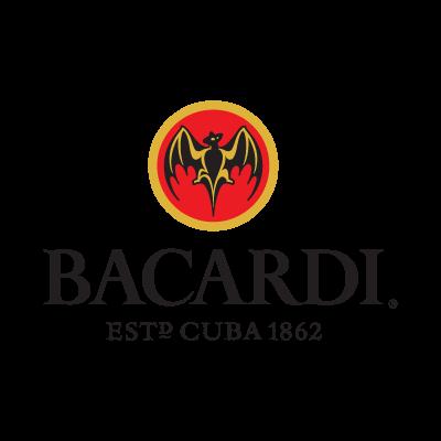 Bacardi 1862 logo vector logo