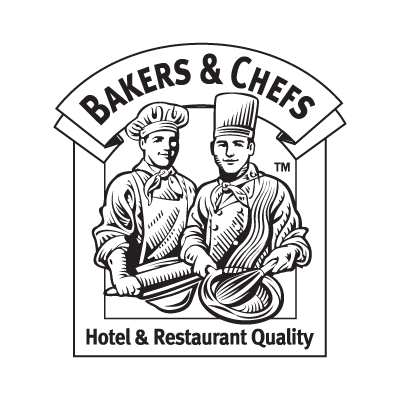 Bakers & Chefs logo vector logo