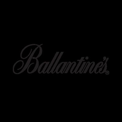 Ballantine's logo vector logo