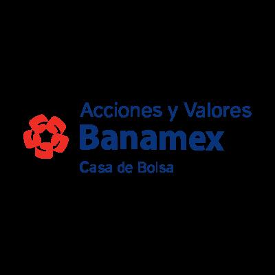 Banamex logo vector logo