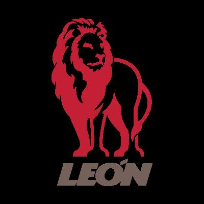 Banco León logo vector logo