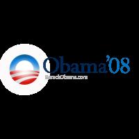 Barack obama 2008 logo